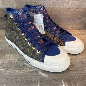 Adidas Nizza Hi Ref 'Plaid Camo Cheetah'